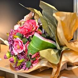 花束、鉢植え