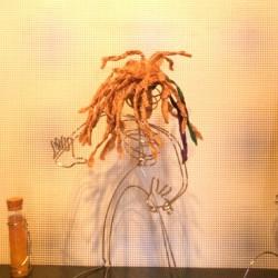 日本のワイヤーアーティスト