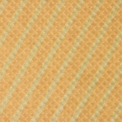 Embossed  and  waxed  paper  ( golden  stripe )