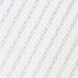 Embossed  and  waxed  paper  ( silver  stripe )