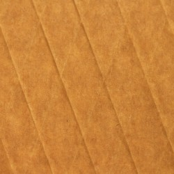 Diamond  shaped  threads – in  and  waxed  paper  ( brown )