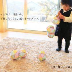 teshio 新商品『A3 Roll set』 ×インテリアで暮らしに彩りを。