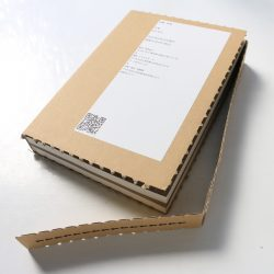 博報堂さんが発行された雑誌『広告』に「エアーラインペーパー」をご使用いただいています‼